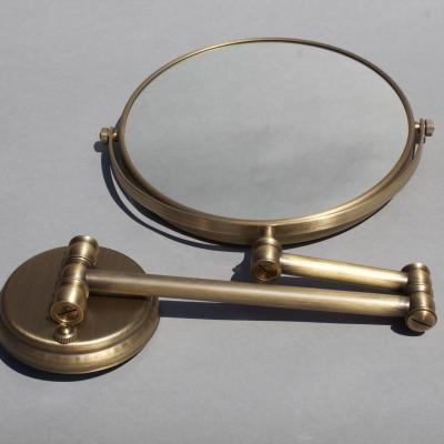 Brass Bathroom Mirror