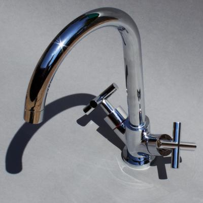 Chrome Kitchen Mixer