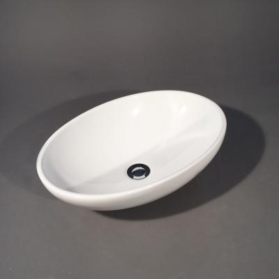 Oval Countertop