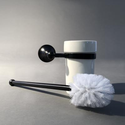 Toilet Brush Black