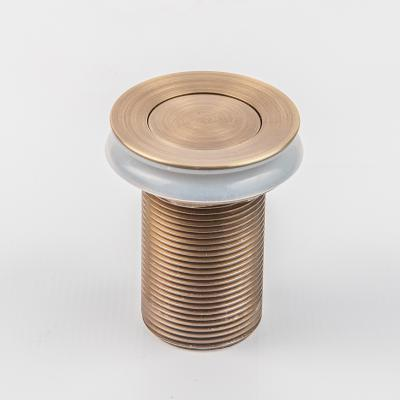 Brushed Brass Pop UP